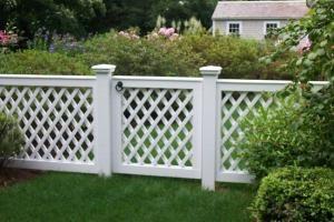 25 Best Fence Styles Ideas On Pinterest Front Yard