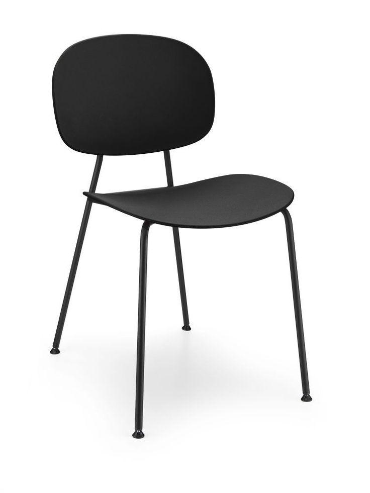 Designstuhl Tondina Pop Freischwinger Polsterstuhl Design