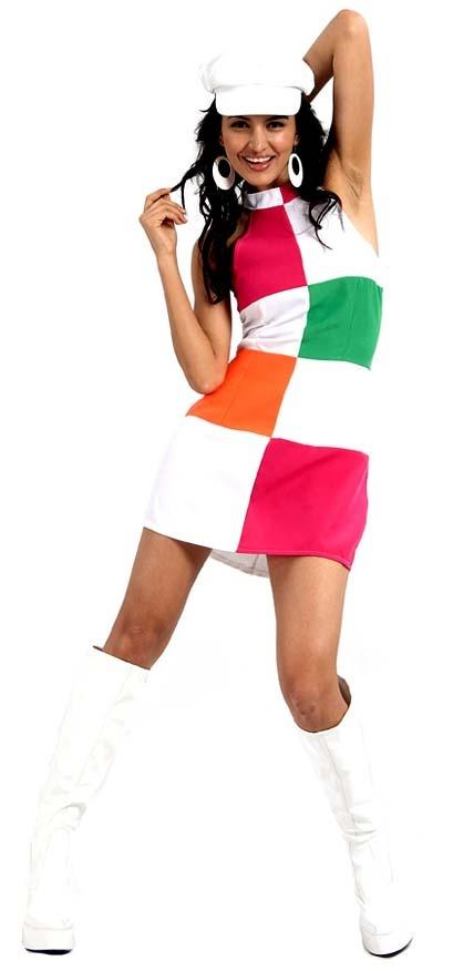 Un déguisement disco pas cher pour femme : la meilleure solution pour une soirée costumée haute en couleur !!!