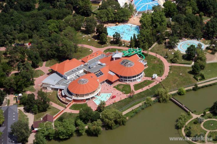 Nyíregyháza water park