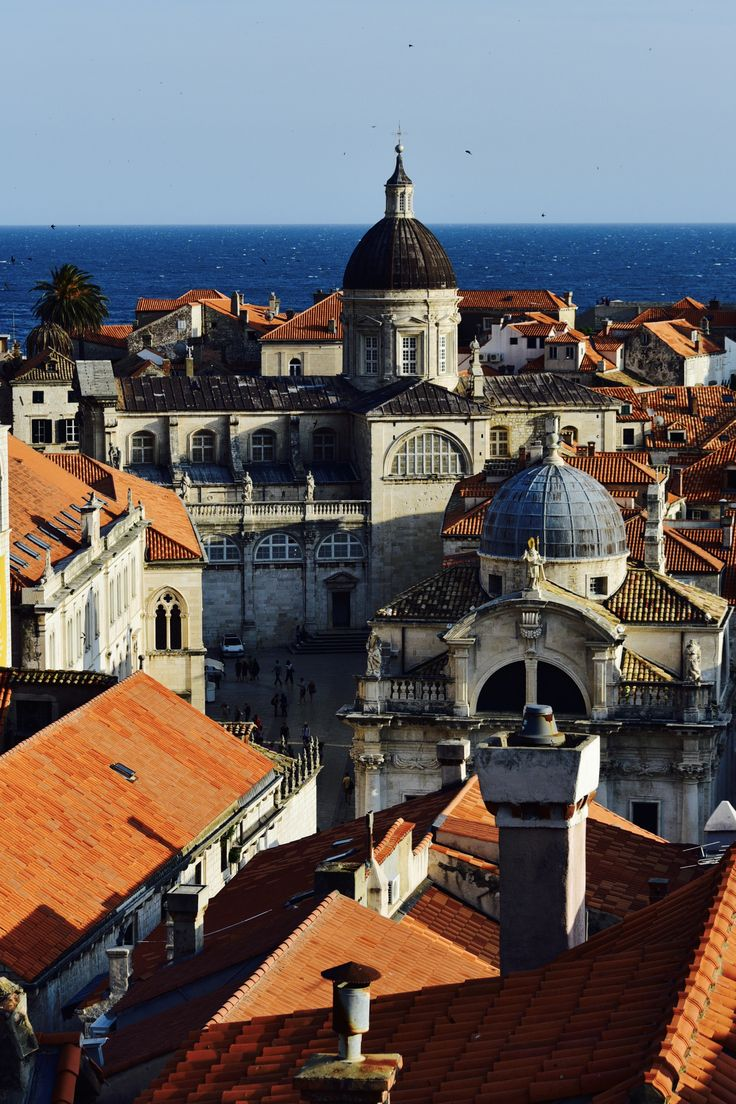 Discover dubrovnik old town guided walking tour - Croatia Dubrovnik Old Town Luza Plaza Photography Photo Spot