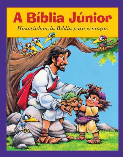 A Bíblia júnior - Azul