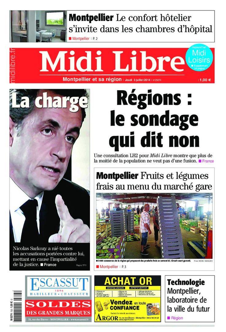 Attention ce soir jeudi 3 juillet ! 13 départements du sud de la France en alerte orange pour les orages, ils sont bizarres DANGEREUX et peuvent tourner  !