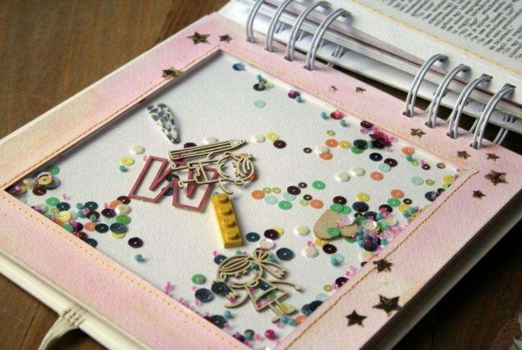 graduation minialbum by Sophie Ranga