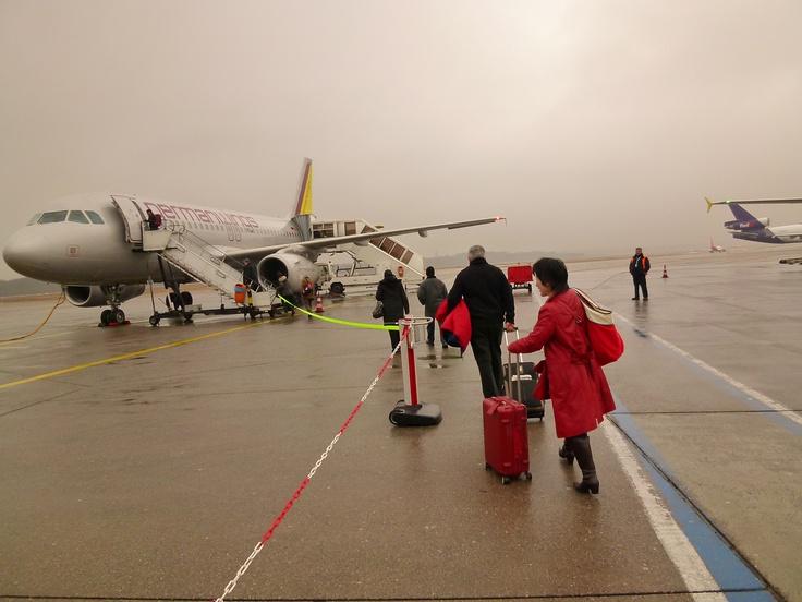to Barcelona with Germanwings