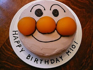 24 best anpanman images on pinterest birthday parties for Anpanman cake decoration