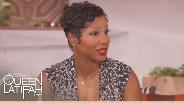 Toni Braxton Talks About Charging Her Children Rent on The Queen Latifah...
