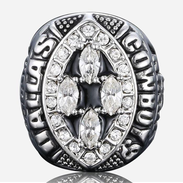 European NFL League 1994 Dallas Cowboy Unisex Champion Ring