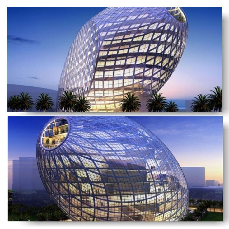 the cybertecture egg