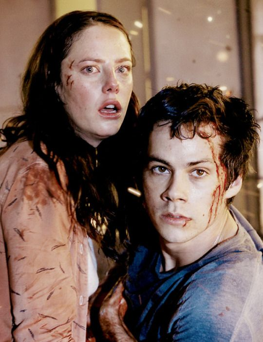 Maze Runner: The Death Cure - Thomas and Teresa - Thomesa
