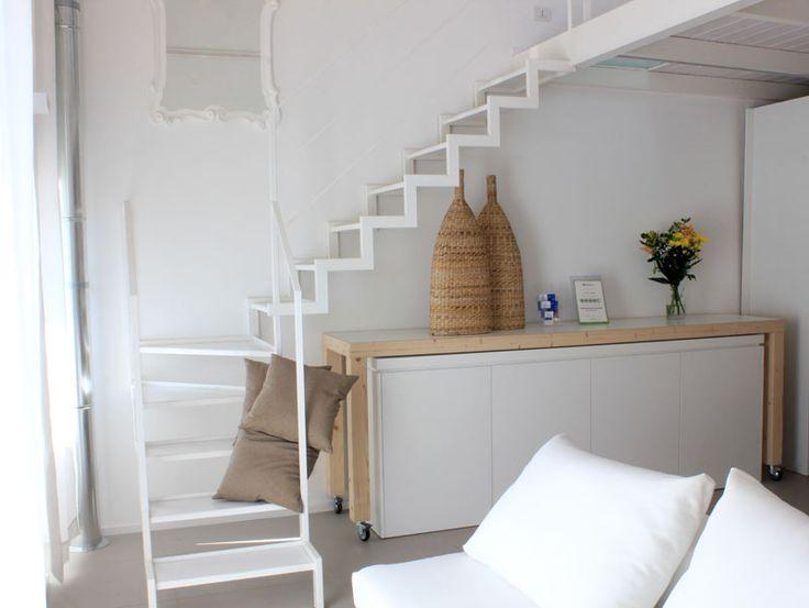 """Loft """"Archimede"""", soggiorno - Loft """"Archimede"""", living-room"""