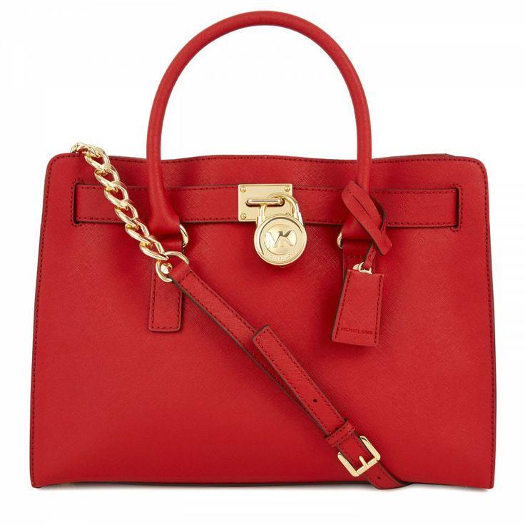 Hamilton saffiano leather tote _REDD