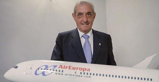 El juez lleva a juicio a Globalia por fraude en los descuentos de billetes aéreos a los residentes de las islas