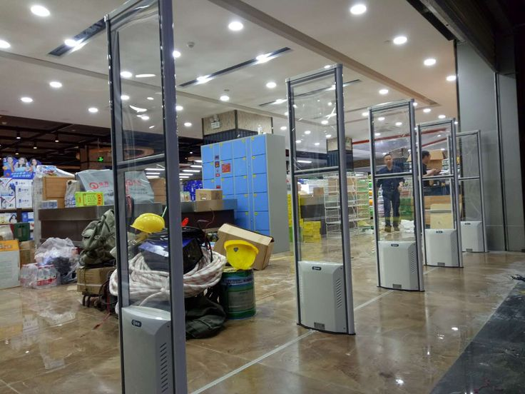 Guangzhou City Century Rf Mart Eas Project Accomplished One Stop Electronic Article Surveillance Eas Solutions Projects Century Guangzhou
