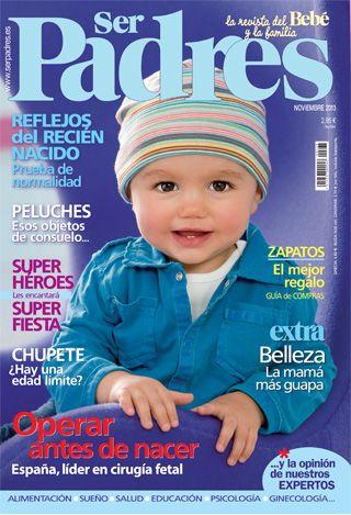 El número de noviembre de la revista Ser Padres ya está en los quioscos. ¿Quieres ver algunas de sus páginas? Pincha aquí: http://el-bebe.serpadres.es/revista
