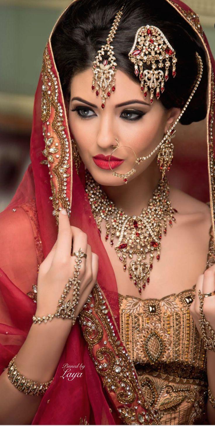 Ayyan ali bridal jeweller photo shoot design 2013 for women -  Indian Bride Laya