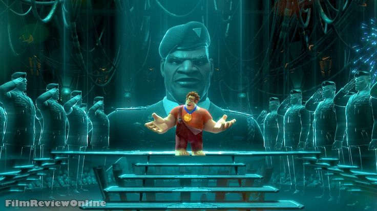 Wreck-It Ralph - John C Reilly