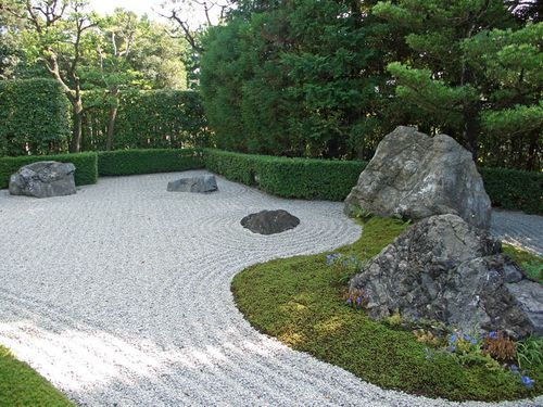 Best 25+ Japanese Rock Garden Ideas On Pinterest | Japanese Garden Design, Japanese  Gardens And Japanese Garden Style