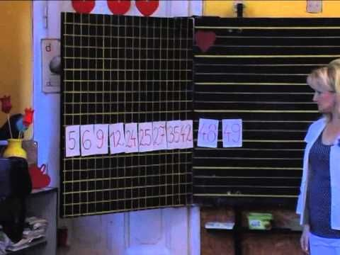 Matematika óra 2.osztály 2.rész - YouTube