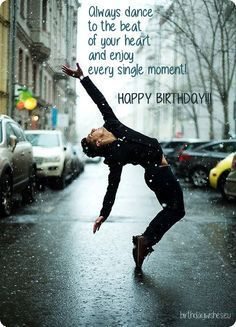 Image result for happy birthday gentleman dancing