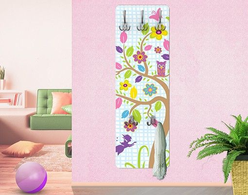 Kinderzimmer wandgestaltung feen  42 besten Kinderzimmer | Deco 4 Kids Bilder auf Pinterest | Zimmer ...