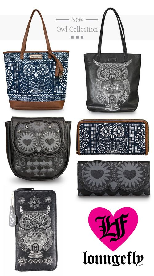 Loungefly: Owl Collection