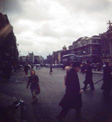 O'Connell Street Dublin 1952 | MajorCalloway | Flickr