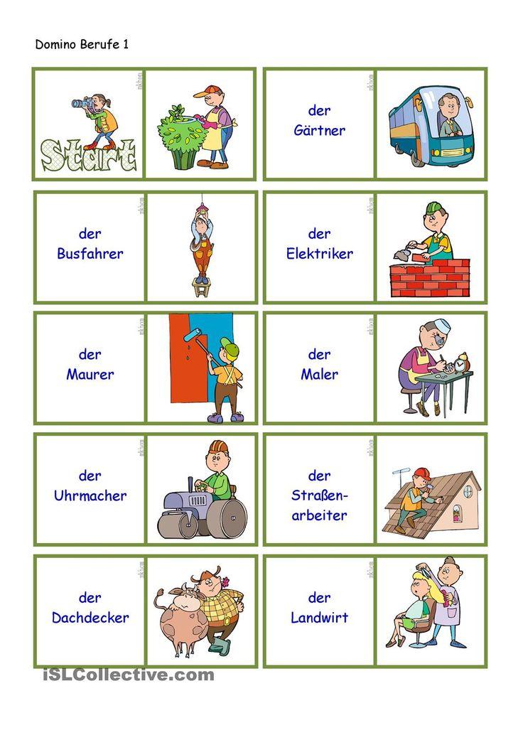 756 besten DaZ Bilder auf Pinterest   Arbeitsblätter, Deutsch lernen ...