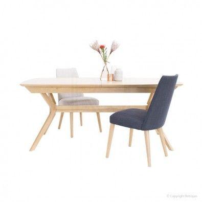 Cecily extendable dining table from Retrojan
