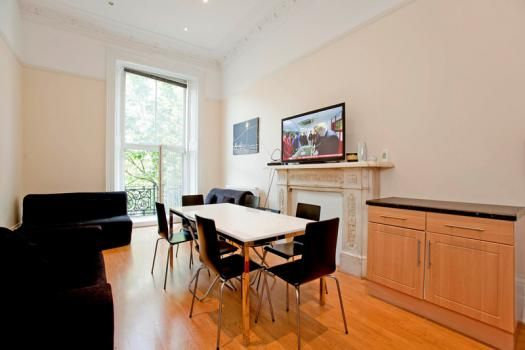 Kensington Vacation Rentals | short term rental london | London self catering accommodation Apartment Rentals, London: Lovely Flat with balcony in Hyde Park