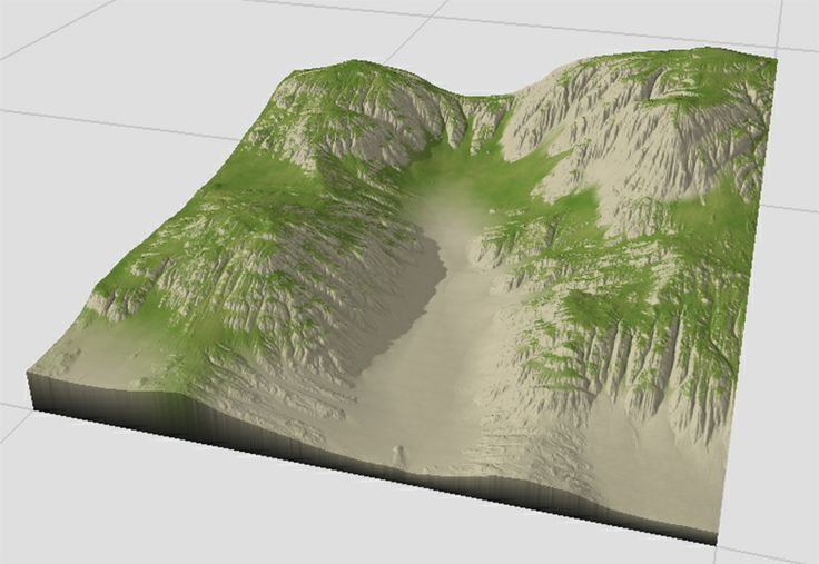 Height Map and World Machine - Polycount Forum