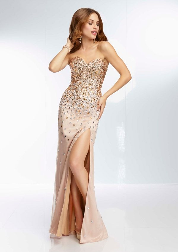Ombre Prom Dresses 2014 Paparazzi – fashion dresses