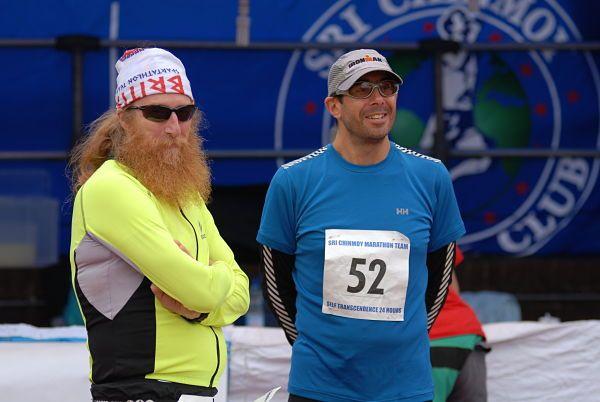 Self Transcendence 24 Hour Track Race London - Sri Chinmoy Marathon Team