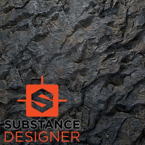 Substance Designer - Cliff Face Texture, Kurt Kupser on ArtStation at https://www.artstation.com/artwork/gBXdG