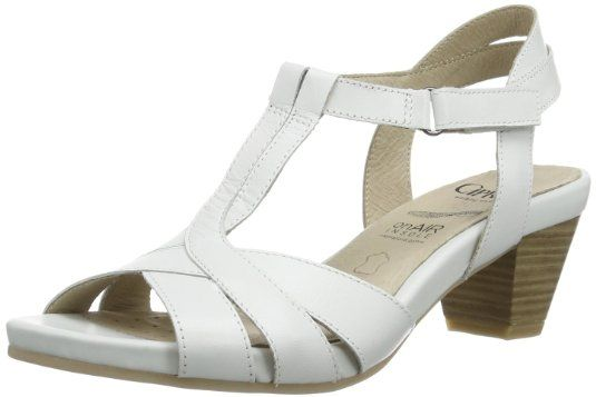 Caprice Irina-1K-1 9-9-28207-22 001 Damen Sandalen: Amazon.de: Schuhe & Handtaschen