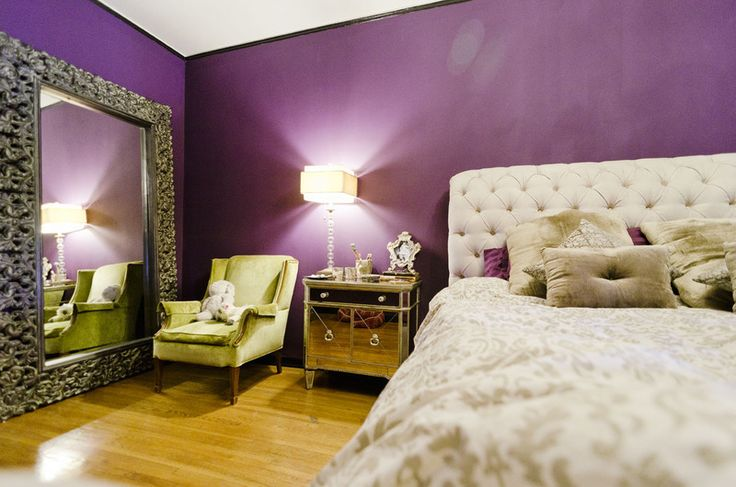 extraordinary hollywood glam purple bedroom | 83 best images about American Idol bedroom on Pinterest ...