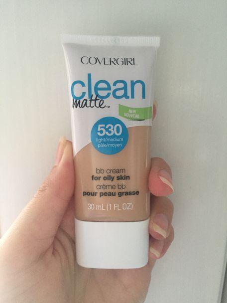 *NEW CoverGirl Clean Matte BB Cream Review + Full Makeup Look!