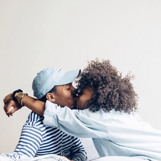Black Men Love Black Women — pretty