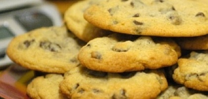 Nestle Toll House Chocolate Chip Cookies  - best chocolate chip cookies: if it ain't broke, don't fix it