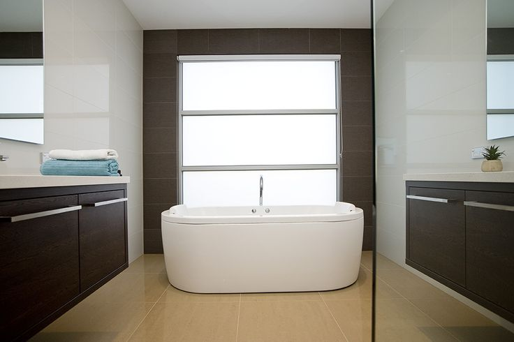 Retreat like bathroom