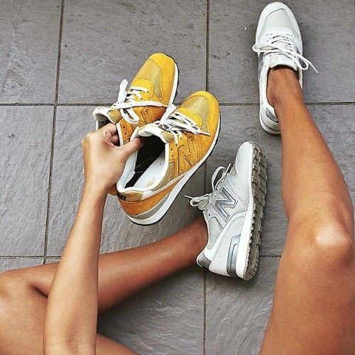 Sneaker goals, shop New Balance now at Farfetch