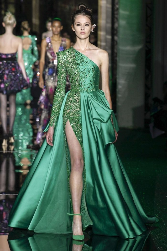 Model robe de soiree chic