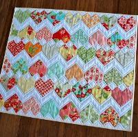 103 best Quilt Patterns images on Pinterest | Star quilts, Hunters ... : cute quilt - Adamdwight.com