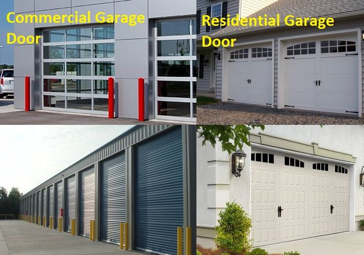 Residential Amp Commercial Garage Door Repair Service In