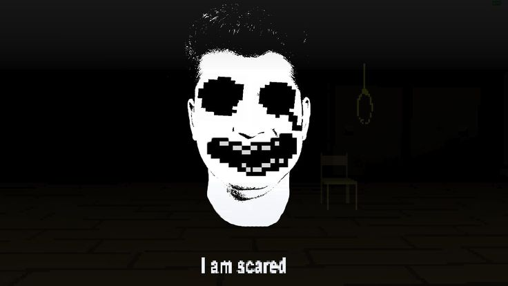 It won't let me leave!!!   ImScared- A Pixelated Nightmare  
