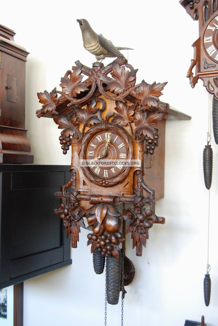 Unusual Cuckoo Clocks 366 best house ideas: cuckoo clocks images on pinterest | cuckoo