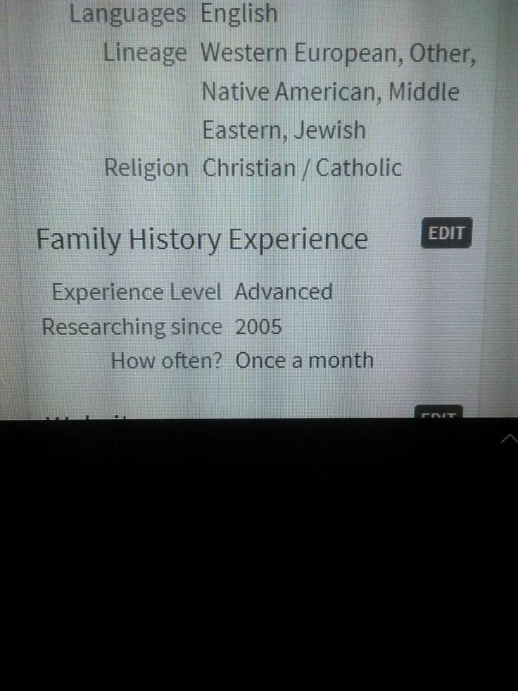 I'm offering to help with researching various things like (gifts, prices, education, genealogy, auto parts, and ect). I have been doing genealogy for 10+ years this also includes information on reading your DNA test and how to figure out the charts. I worked in auto parts for 7 years. I'm always loo