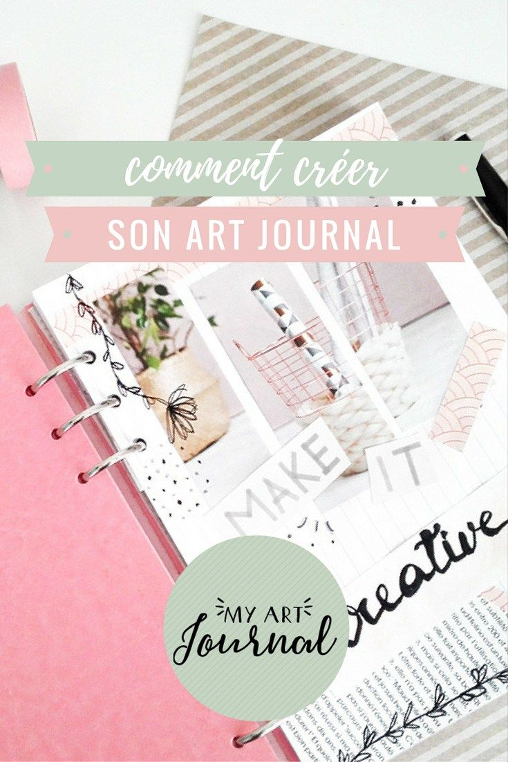 Comment créer un art journal