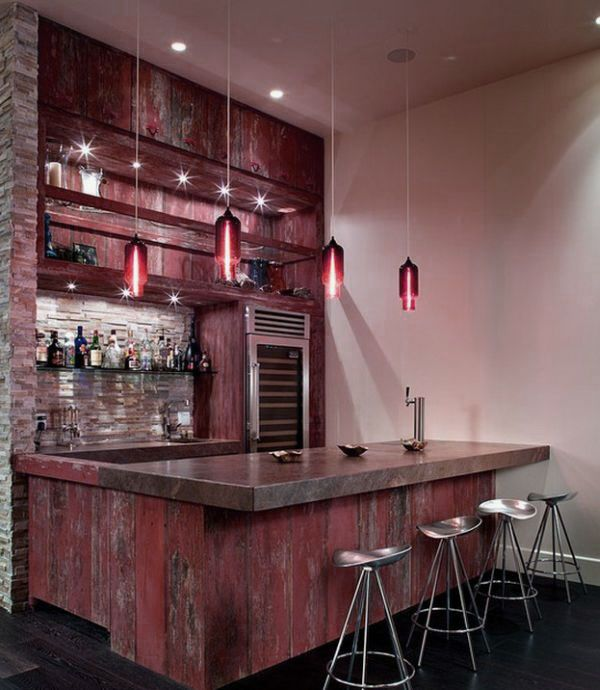 124 best Home Bar Ideas images on Pinterest | Architecture, Home ...